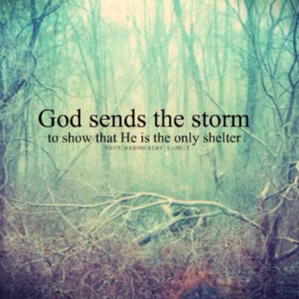 I Need God -He is My Shelter