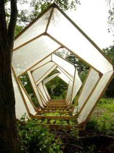 Unique greenhouse
